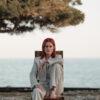 """Η Άννα Ψυχογιού με θέα την πανσέληνο από την Κρήτη μας μιλάει για το """"Τσίρκο"""""""