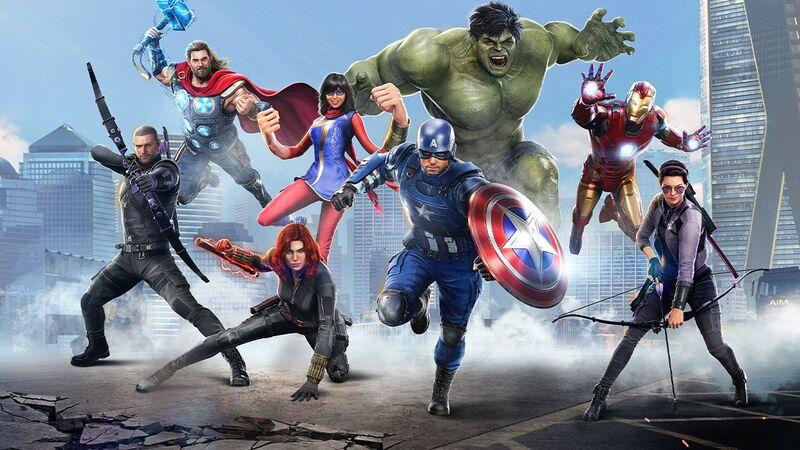 Γκάφα από το Marvel's Avengers – Δείχνει την IP των παικτών