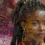 Artist Creates Stunning Mosaic Portraits Inspired  African Culture