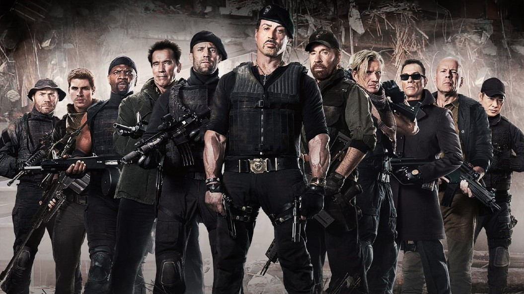 Expendables 4: Sylvester Stallone in new set video